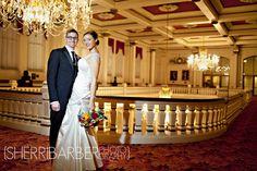 Music Hall weddings in Cincinnati, Ohio