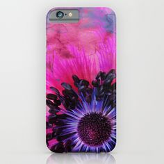 Flower #1 Phone cases available on  http://society6.com/psychae
