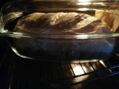 Hűtőben kelt kenyér recept lépés 7 foto
