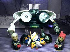 Imagem de Construir Junk Bot - TUTORIAL