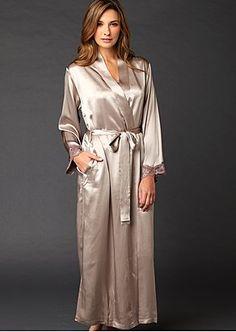 Silk Chemise, Silk Gown, Silk Nightgown, Silk Satin, Lace Camisole, Pyjama Satin, Satin Dressing Gown, Short Gowns, Night Dress For Women