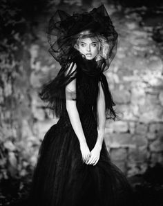 """""""The Romance Of Young Hearts"""" byBoo GeorgeforVogue Japan,December 2013"""