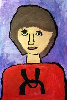 Artsonia Art Gallery - 5th- Self-Portraits