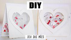 DIY | Cartão dia das mães