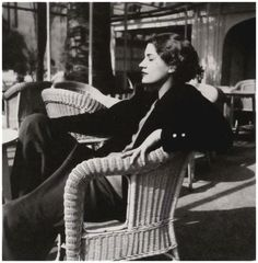 """frenchvintagegallery: """" Lee Miller, Juan les Pins, Antibes,South France, 1930 by Man Ray """""""
