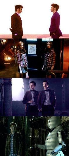 Before I finished season 1, I saw this photo grouping and was very confused. Now it makes sense.