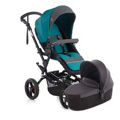 Jane Crosswalk and Nano Carrycot Package