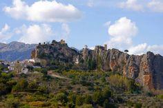 Jalon Valley, Spain