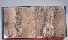 Ce carnet accueille des recherches sur la composition, les matières et textures, les harmonies de couleurs. Ila été réalisé entre septembre et fin décembre 2011, sur un livre de croquis D...