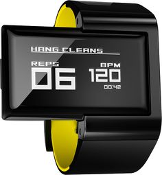 fitness tracker that identifies your exercises, counts your reps and sets, calculates the calories you have burned and evaluates your form. ...