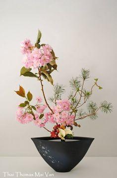 Thai Thomas Mai Van floral art designer ikebana https://www.facebook.com/pages/Art-Floral-Ikebana-Mai-Van-Thai-Thomas/485784058146121?fref=ts