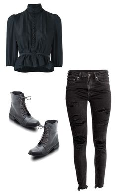 """""""Mila's casual wear"""" by pantsulord on Polyvore featuring Dsquared2"""