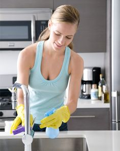 Deep cleaning without chemicals