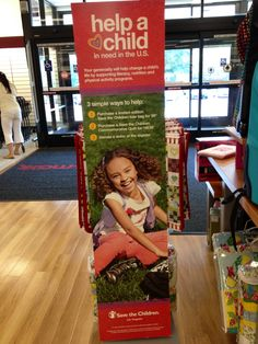 Thank you to our partner @T.J.Maxx  for their in-store promotions. For almost 30 years, T.J. Maxx has been a major supporter of Save the Children's US programs, assisting children in our nation's poorest and most remote communities. Learn more about how you can get involved here: http://www.savethechildren.org/site/c.8rKLIXMGIpI4E/b.7629887/k.8CD6/TJ_Maxx_InStore_Fundraiser_Benefits_Save_the_Children_US_Programs.htm?msource=wessnmis0813