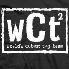 Joey Ryan & Candice LeRae - Legalize Sleaze - Ex TNA Professional Wrestler - Cute World Order T-shirt Joey Ryan, Order T Shirts, Direct To Garment Printer, Atari Logo, Cotton Tee, Candice Lerae, World, Cute, Printers