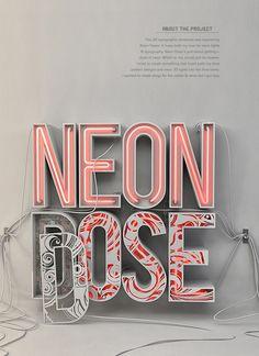 Typography Mania #225   Abduzeedo Design Inspiration