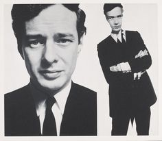 David Bailey's box of pin-ups; Brian Epstein | Bailey, David | V&A Search the Collections