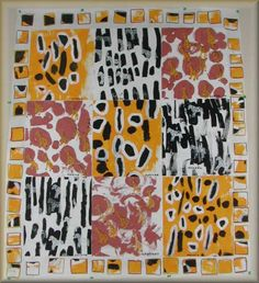 Ecole Maternelle René Cassin - PS - Motifs animaux d'Afrique African Art Projects, African Crafts, Animal Expo, Painting For Kids, Art For Kids, Africa Continent, Motifs Animal, Ecole Art, Paws And Claws