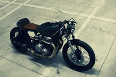 Honda CB650 cafe racer by Ugly Motorbikes Vintage