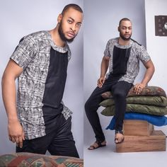 St. Morgan S/S 2015 Collection - M.A.N (CULTURED) - The Haute Syndicate