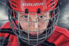 NHL Superstar Kimi by horazio