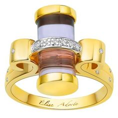 Womens's Elise Adoree Ring