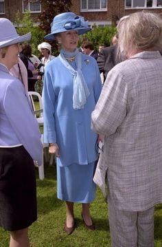 princess alexandra of kent garden party   princesses