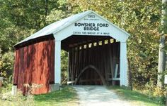 Explore Parke County (aka the Covered Bridge Capital of the World) on five well-marked driving routes.