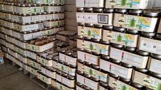 The Best Ways to Store Emergency Food Supplies - http://blog.storageseeker.com/main/the-best-ways-to-store-emergency-food-supplies
