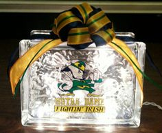 Check out this item in my Etsy shop https://www.etsy.com/listing/208666366/notre-dame-lighted-glass-block