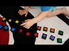 QWİRKLE İLE EŞLEŞTİRME – Montessori Etkinlikleri