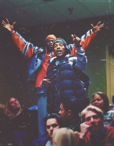 HIPHOPRAPR&B Method Man & Redman