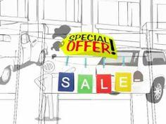 Sale-Flat 50% Off - Shopping add