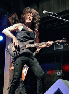 Rudy Sarzo, bass player for Quiet Riot, Whitesnake, Ozzy Osbourne & Queensryche