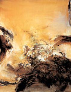 Resultado de imagen de chinese abstract painters