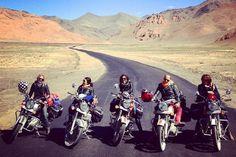 L'équipée, road-trip moto au féminin - Cinq filles parisiennes sur les routes de L'Himalaya en Royal Enfield / Après la flemme