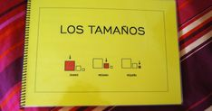 Es un material que he elaborado para trabajar los tamaños, empleando los pictogramas de los conceptos (grande, mediano y pequeño) de ARASAA... Montessori, Classroom, Teaching, Maths, School Ideas, Spanish, Speech Pathology, Special Education, Big Little