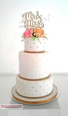 So Fresh, So Clean - Cake by Sumaiya Omar - The Cake Duchess SA