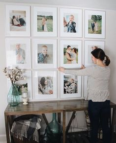 Umm, this wall from @astleigh_hill is perfect. Don't forget, 50% off Large Prints (11x14 and up) goes through tomorrow night. #mpix