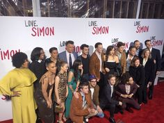 Cast of Love, Simon Great Love Stories, Love Story, Simon Spier, Becky Albertalli, Coming Of Age, Falling In Love, Identity, Novels, It Cast