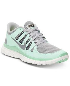 026c68e36f07 Nike Women s Free 5.0+ Running Sneakers from Finish Line Shoes - Finish  Line Athletic Sneakers - Macy s