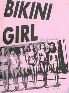 Bikini Girl (feminist zine)