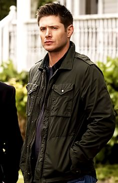 Jensen Ackles as Dean Winchester Jared Padalecki, Jensen Ackles Supernatural, Castiel, Sam And Dean Winchester, Under My Skin, Misha Collins, Attractive Men, Best Shows Ever, Sexy Men