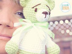 Mini Teddy Bear Crochet Pattern by IraRott