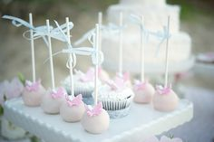Pink Velvet Cake Pops; delightful!   http://www.chocolate2chilli.com.au/cakes-desserts