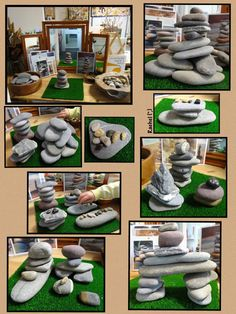 Rocks, stones and pebbles - Children& room art - .- Felsen, Steine ​​und Kiesel – Kinderzimmer Kunst – Rocks, stones and pebbles – nursery art – - Preschool Science, Preschool Classroom, In Kindergarten, Reggio Emilia Classroom, Reggio Inspired Classrooms, Block Center, Block Area, Art Et Nature, Nature Crafts
