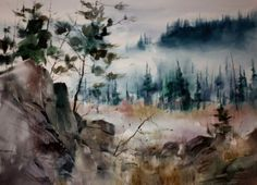 Mountain Drama.jpg - Sterling Edwards watercolor