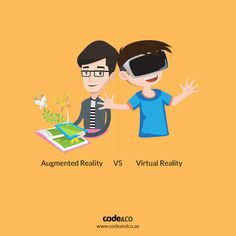 AR and VR have been around for quite some time and have slowly made their way into our everyday lives. But what's the difference between the two?⠀ ⠀ 📲 Augmented Reality 📲 ⠀ Similar to VR, it enhances the experience of a user by layering a virtual world on the real world. A great example of this is Pokemon Go.⠀ ⠀ 😎 Virtual Reality 😎 ⠀ Unlike AR, VR immerses you in another world entirely. It is a visual, aural, and sometimes tactile experience.⠀ ⠀ #webdesigndubai #seodubai…