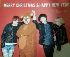 Merry Christmas And Happy New Year, End Of The World