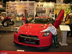 Review I: Geneva Motor Show 2009 ~ The Car Addict Autoblog